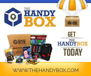 Get a Handy Box of Tools and Gadgets.